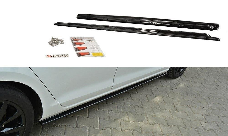 VW GOLF MK7 STANDARD SIDE SKIRTS DIFFUSERS
