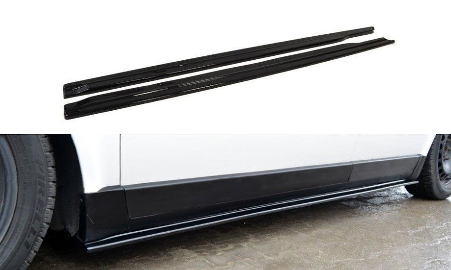 VW PASSAT B5 SIDE SKIRTS DIFFUSERS