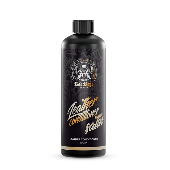 BAD BOYS Leather Conditinioner / Satin 500ml