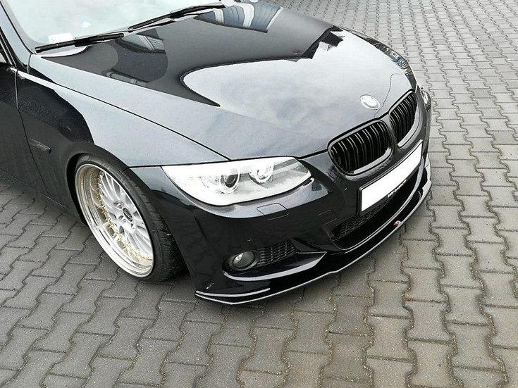 BMW 3 E92 M-PACK FL FRONT SPLITTER V.1