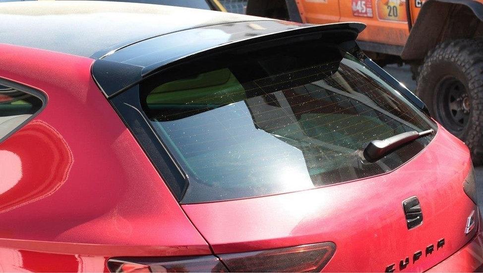SEAT LEON MK3 CUPRA FL SPOILER EXTENSION