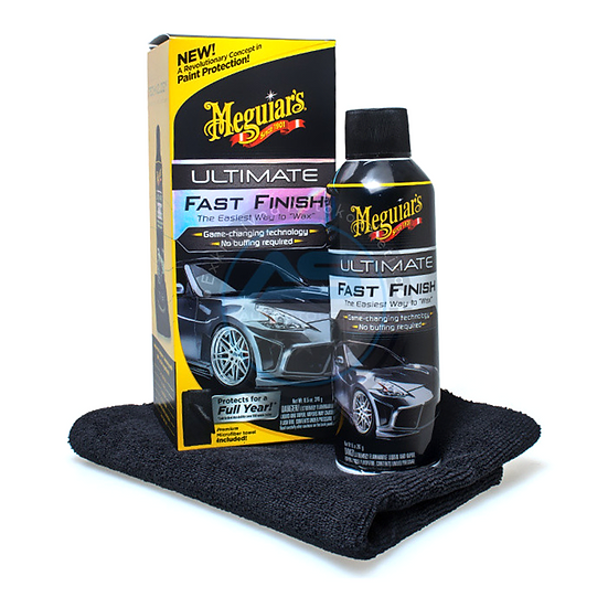 Meguiar's Ultimate Fast Finish Aerosol / 240g