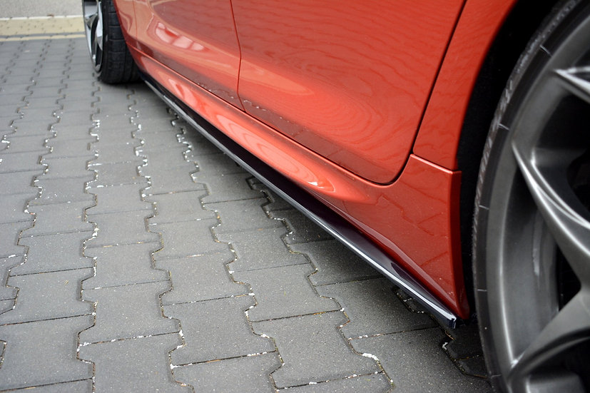 BMW M6 GRAN COUPÉ SIDE SKIRTS DIFFUSERS