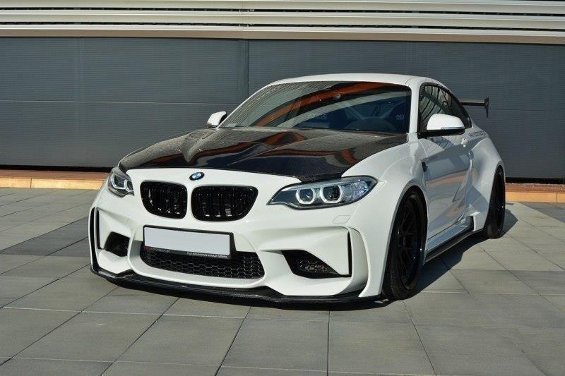 BMW M2 F87 WIDE BODY