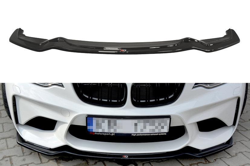 BMW M2 (F87) COUPÉ FRONT SPLITTER