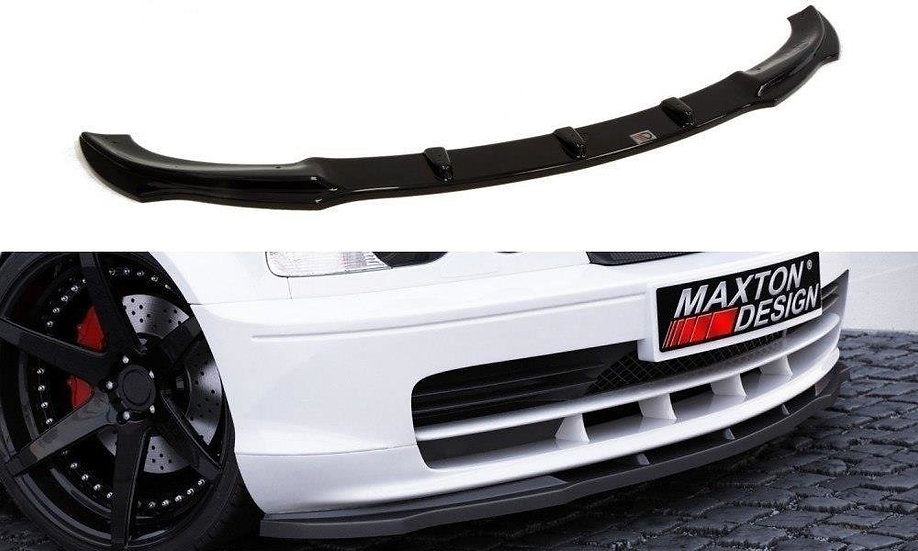 BMW 3 E46 COUPE FRONT SPLITTER
