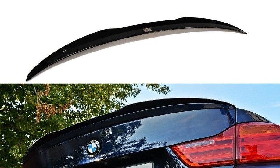BMW 4 F32 M-PERFORMANCE SPOILER CAP