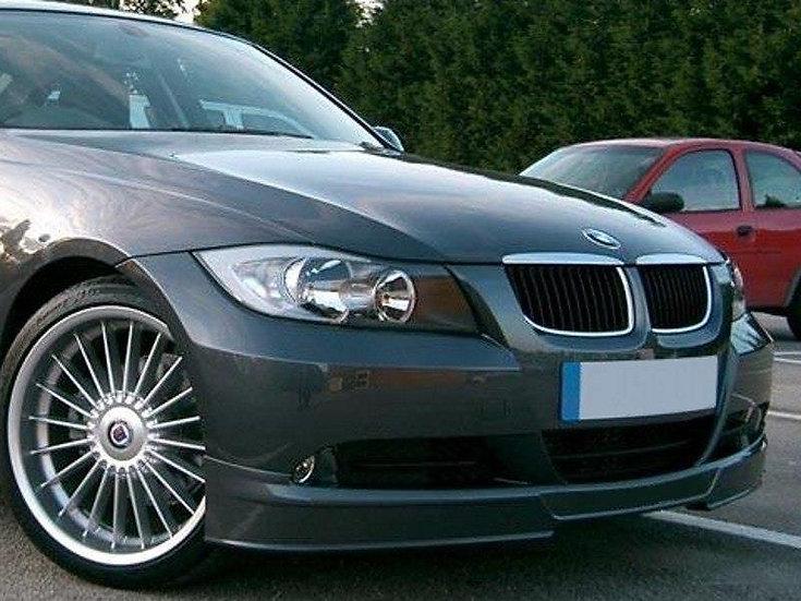 BMW 3 E90  E91 FRONT BUMPER SPOILER