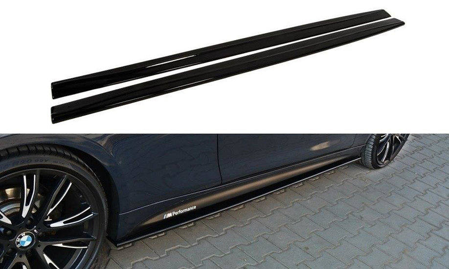 BMW 4 F32 M-PACK SIDE SKIRTS DIFFUSERS