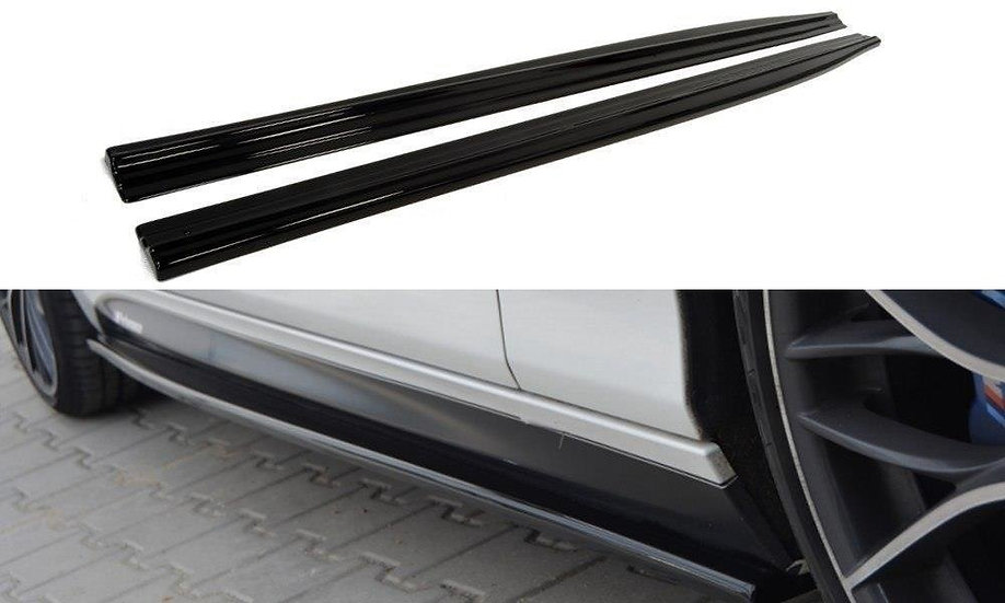 BMW 1 F20F21 M-POWER SIDE SKIRTS DIFFUSERS