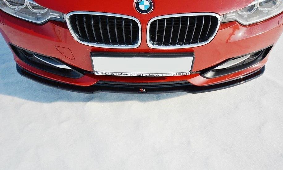 BMW 3 F30 FRONT SPLITTER V.1
