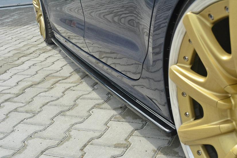 VW JETTA MK6 SEDAN PREFACE SIDE SKIRTS DIFFUSERS