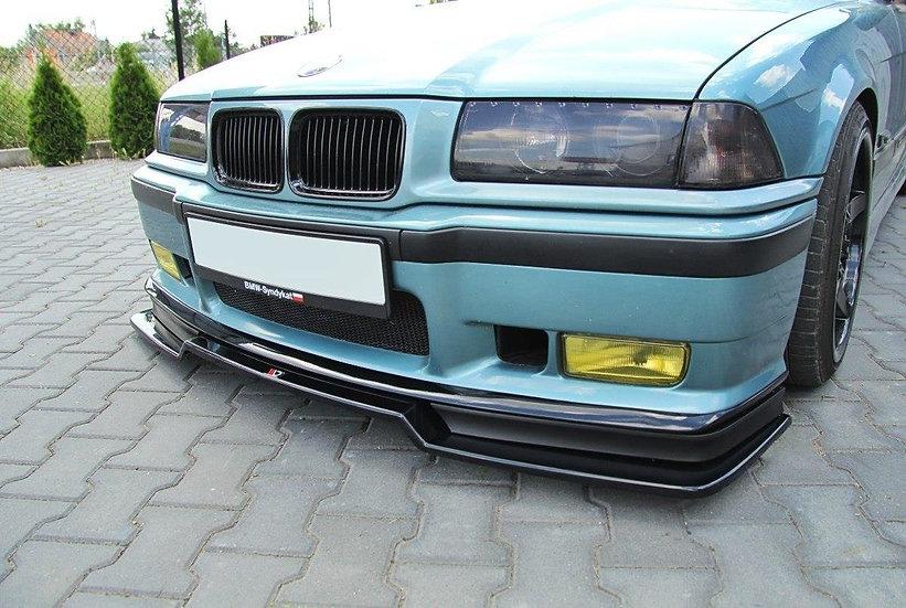 BMW M3 E36 FRONT SPLITTER V.2