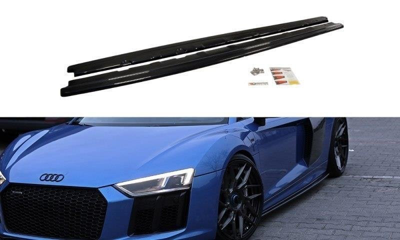 AUDI R8 MK.2 SIDE SKIRTS DIFFUSERS