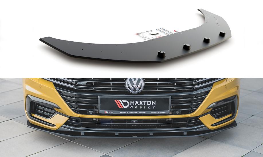 VW ARTEON R-LINE RACING DURABILITY FRONT SPLITTER
