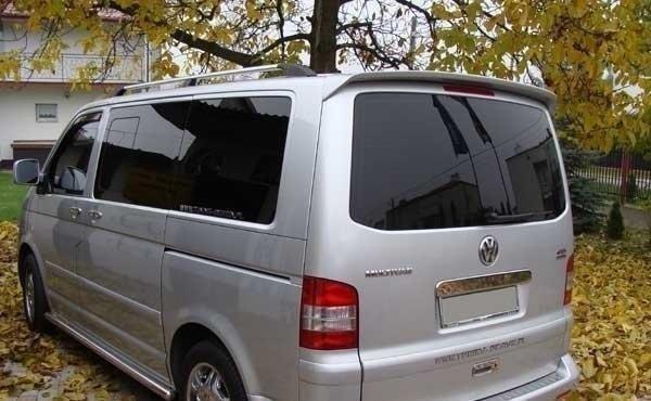 VW T5  ROOF SPOILER  REVOLUTION > (1 DOOR VERSION)