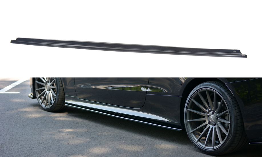 MERCEDES-BENZ E-CLASS W213 COUPE(C238) AMG-LINEE43 AMG SIDE SKIRTS DIFFUSERS