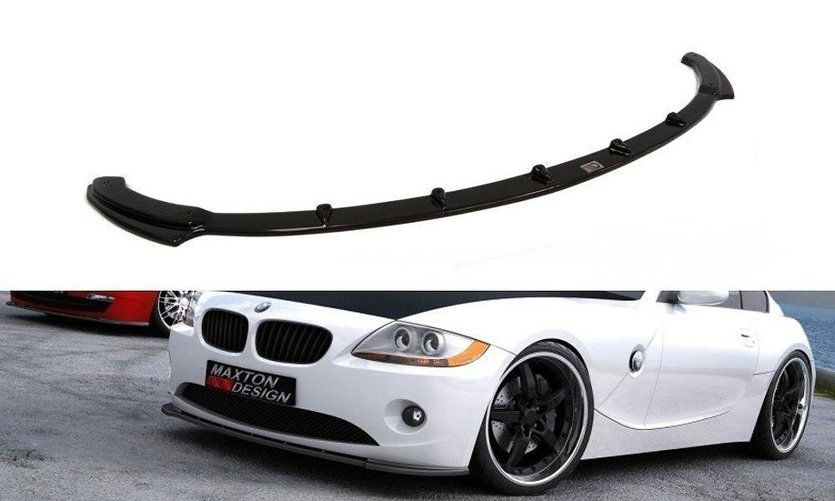 BMW Z4 E85  E86 (PREFACE MODEL) FRONT SPLITTER V.1