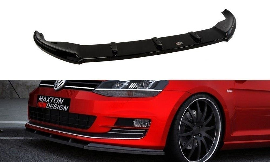 VW GOLF MK7 FRONT SPLITTER