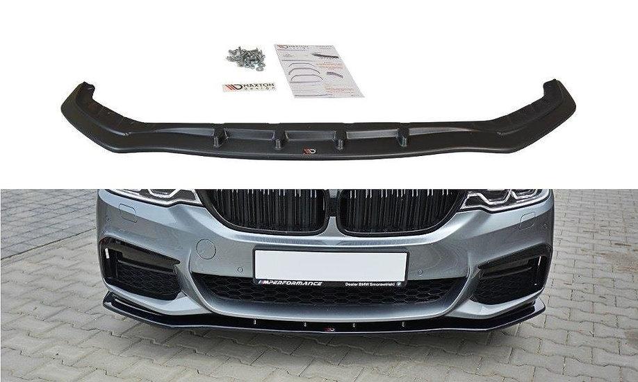 BMW 5 G30 G31 M-PACK FRONT SPLITTER V.1