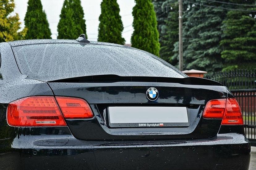 BMW 3 E92 MPACK SPOILER CAP