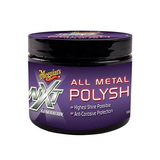 Mequiars NXT All Metal Polysh / 142g