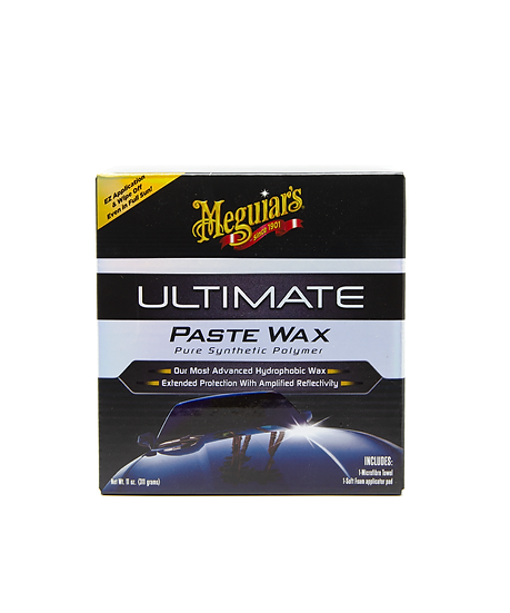 Meguiar's Ultimate Paste Wax G18211EU