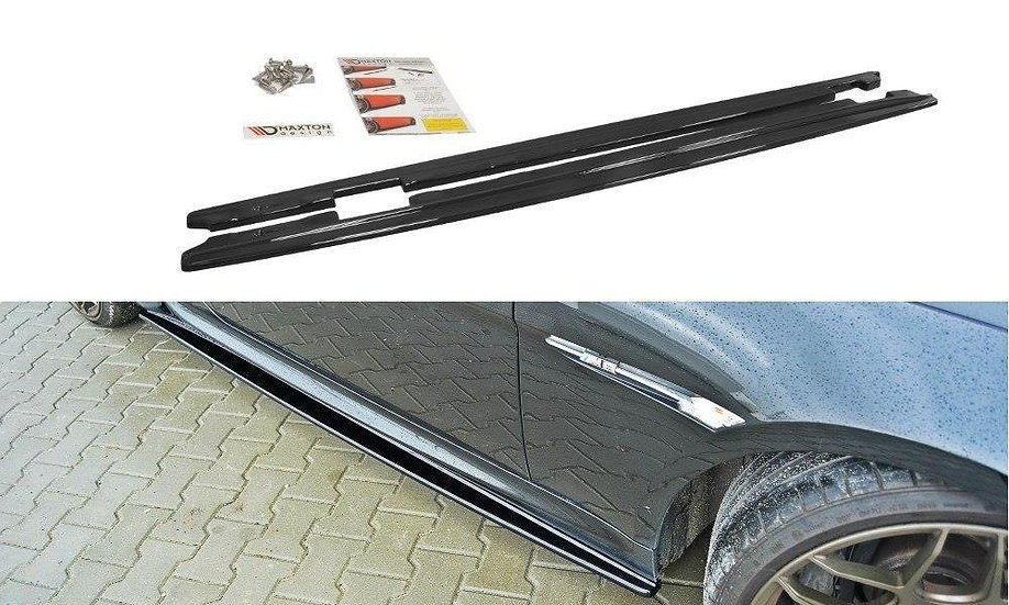 BMW M6 E63 SIDE SKIRTS DIFFUSERS
