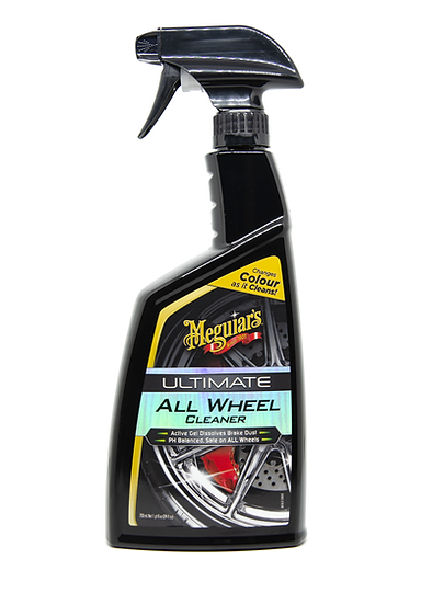 Meguiar's Ultimate All Wheel Cleaner, G180124EU