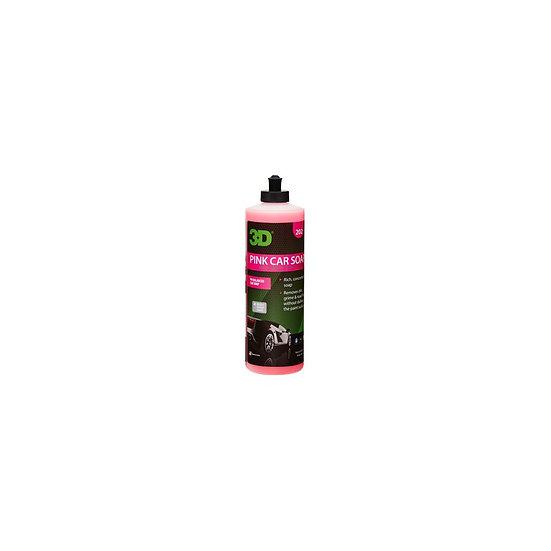 3D Pink Soap Shampoo - šampūno koncentratas / 473ml