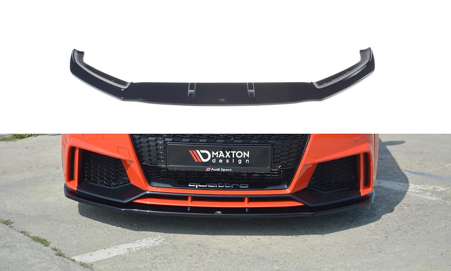 AUDI TT RS 8S FRONT SPLITTER V.1