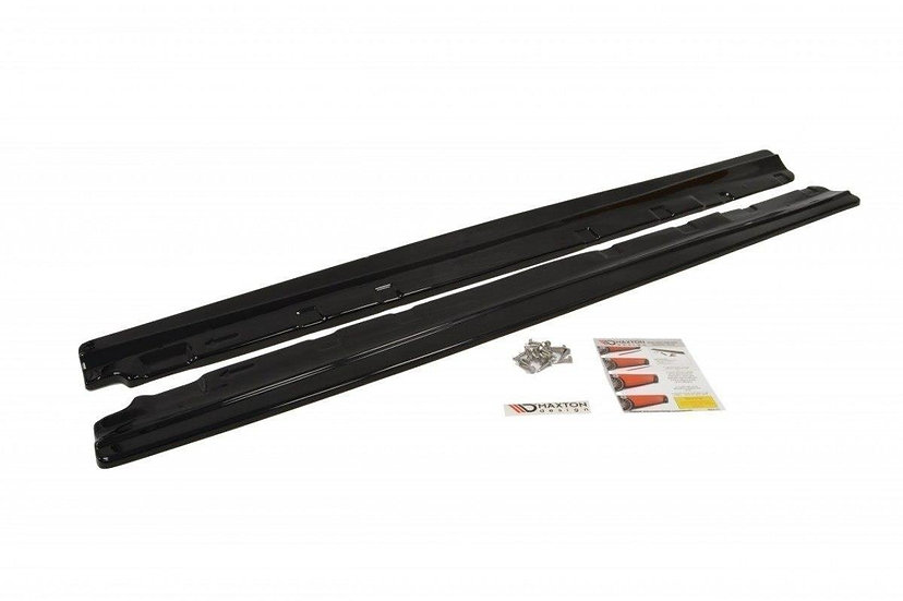 MERCEDES C-CLASS W204 (FL) SIDE SKIRTS DIFFUSERS