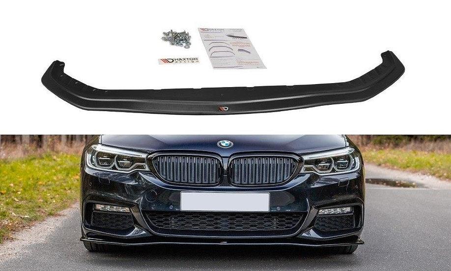 BMW 5 G30 G31 M-PACK FRONT SPLITTER V.2