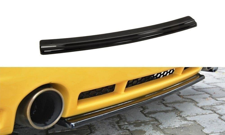VW GOLF MK4 R32 CENTRAL REAR SPLITTER
