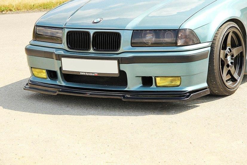 BMW M3 E36 FRONT SPLITTER V.1