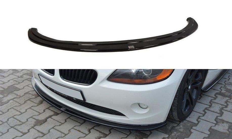 BMW Z4 E85 (PREFACE) FRONT SPLITTER V.2
