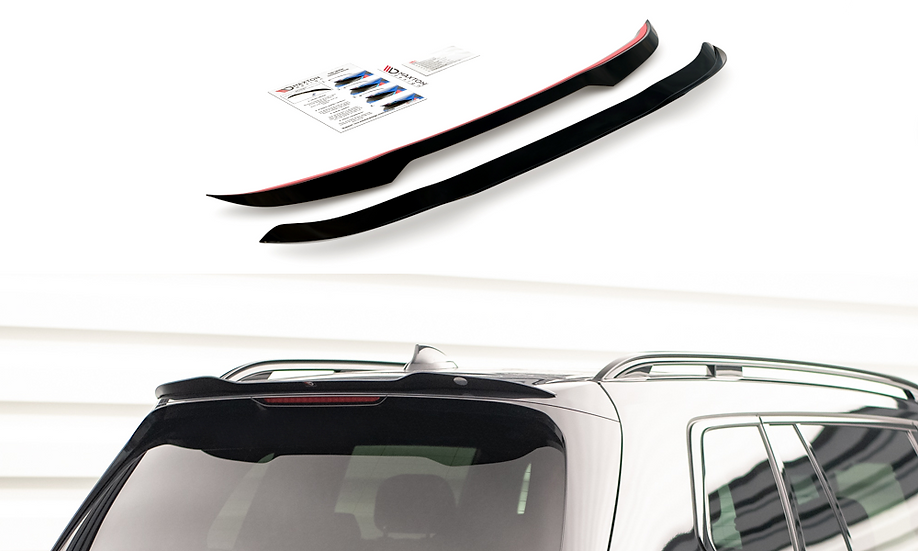 BMW X7 M G07 SPOILER CAP