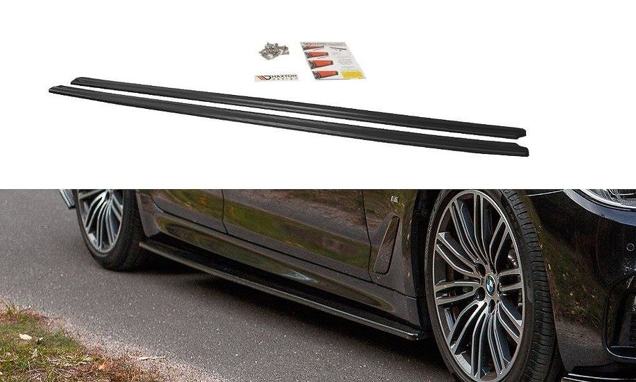 BMW 5 G30 G31 M-PACK SIDE SKIRTS DIFFUSERS