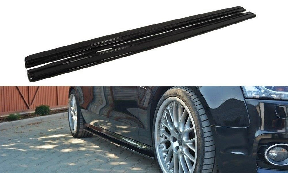 AUDI S5  A5  A5 S-LINE 8T  8T FL SIDE SKIRTS DIFFUSERS