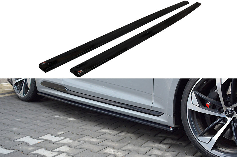 AUDI RS5 F5 COUPE SIDE SKIRTS DIFFUSERS