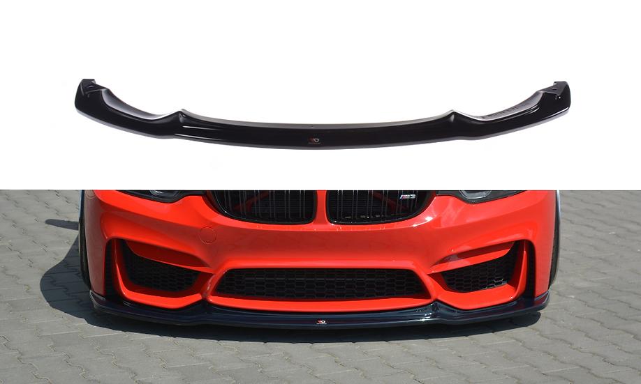 BMW M3 F80 FRONT SPLITTER V.1