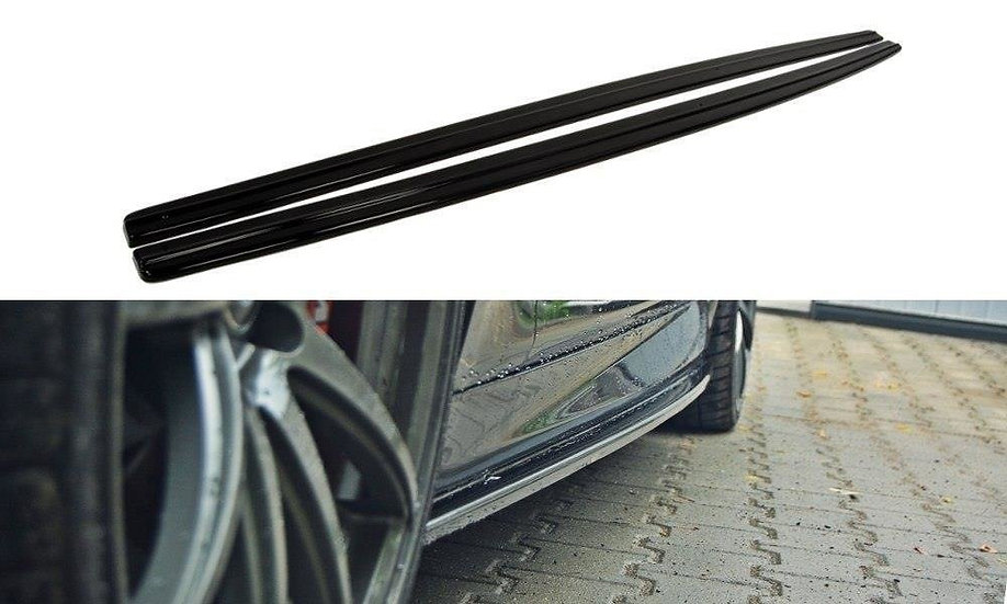 BMW 5 F10 F11 M-POWER M-PACK SIDE SKIRTS DIFFUSERS