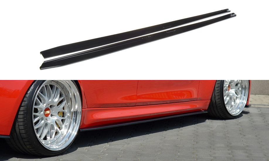 BMW M3 F80 SIDE SKIRTS DIFFUSERS V.1