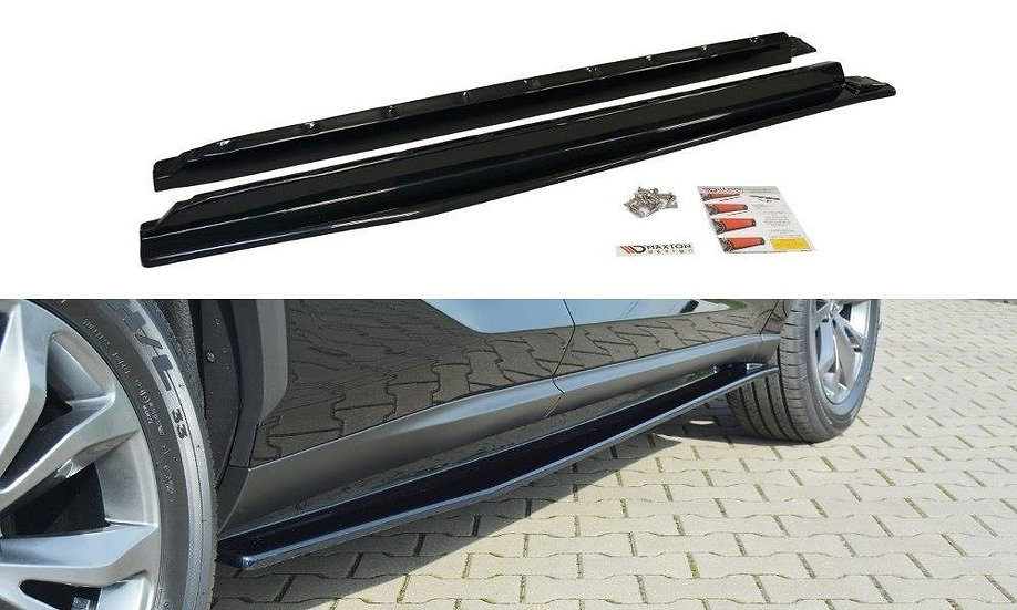 LEXUS NX PREFACE/FL SIDE SKIRTS DIFFUSERS