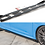 Thumbnail: FORD FOCUS RS MK3 RACING DURABILITY SIDE SKIRTS DIFFUSERS + FLAPS
