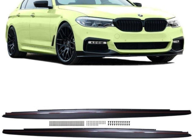 BMW 5 G30 M-PACKAGE SIDE SKIRTS SPORT- PERFORMANCE