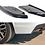 Thumbnail: BMW X3 F25 M-PACK FL REAR SIDE SPLITTERS
