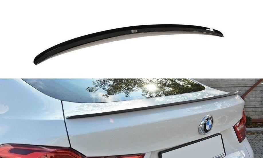 BMW X4 M-PACK SPOILER CAP