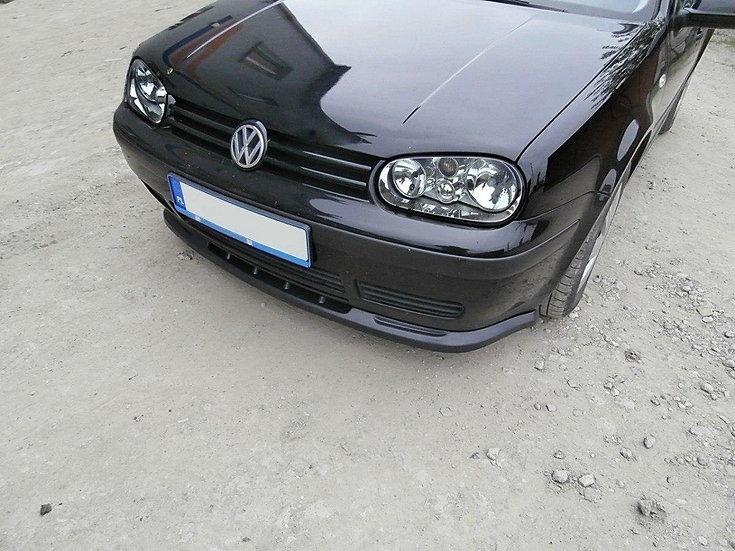VW GOLF MK4 FRONT SPLITTER