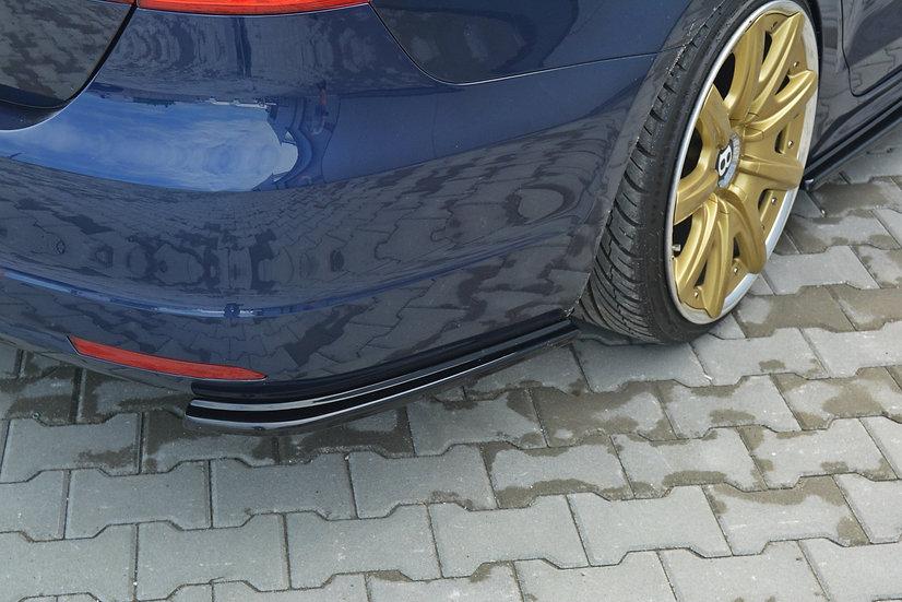 VW JETTA MK6 SEDAN PREFACE REAR SIDE SPLITTERS